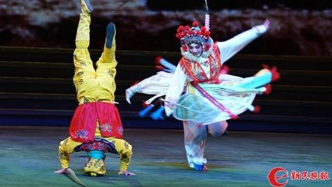 上海戏曲名角银川演出:海派艺术在西北受欢迎么?