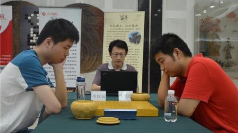 第30届中国围棋名人战在京产生四强