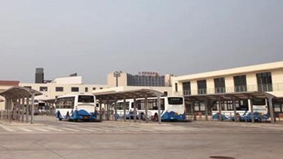临港泥城公交枢纽站建成启用