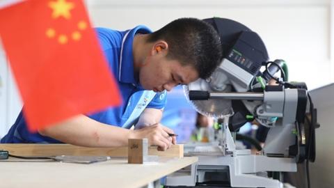 六名上海选手入围本届世界技能大赛