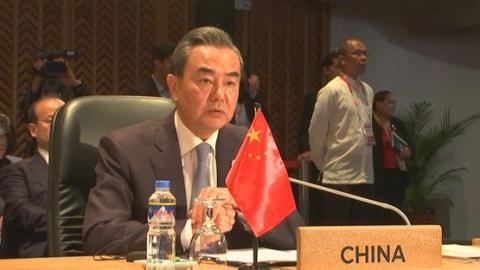 东盟与中日韩外长会在马尼拉举行 10+3机制成为东亚合作主渠道