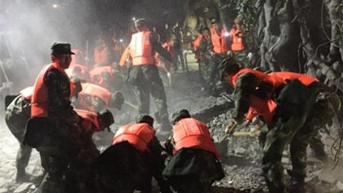 今日焦点丨九寨沟县昨21:19发生7.0级地震 应急救援展开 游客有序撤离