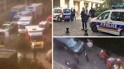突发 | 法国郊区发生车辆冲撞士兵事件 6人受伤