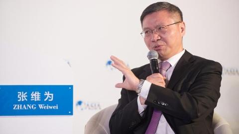 张维为《文明型国家》:用中国话语讲好中国故事