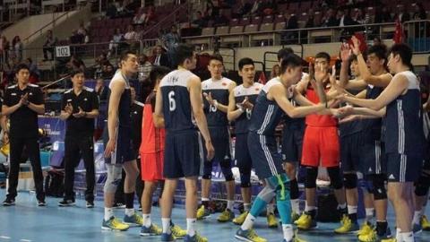死亡之组的步步惊心:中国男排世锦资格赛首战告捷