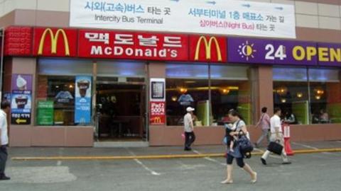 肉馅没熟致食客患尿毒症 麦当劳在韩国被投诉