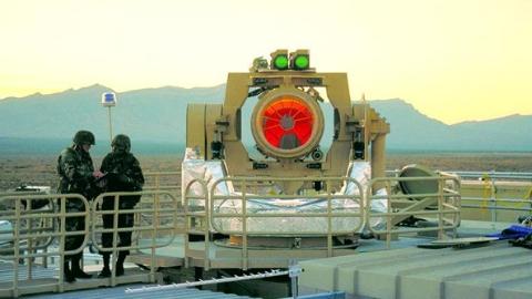 激光武器:未来战争大杀器?