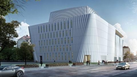 宛平剧院有望于2019年底建成:如一把折扇吹送戏曲清风