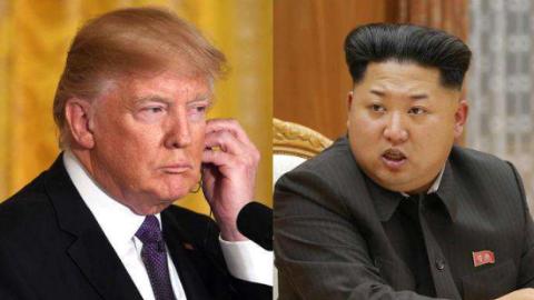 """双方隔空""""斗狠"""" 朝鲜半岛局势""""高位震荡"""""""