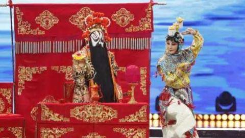 《中国戏曲大会》热播 三大亮点传承传统艺术
