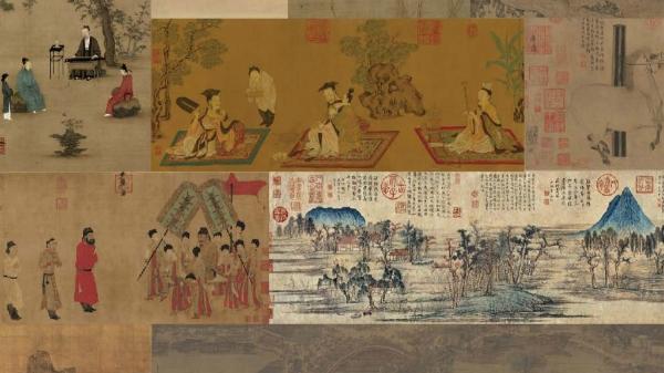 黄马甲《中国绘画名品》上海书展亮相
