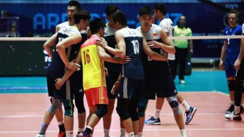 洛萨诺出奇招!中国男排获世界锦标赛入场券