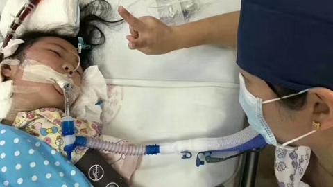 113小时! 新华医院成功抢救一名暴发性心肌炎合并心源性休克患儿