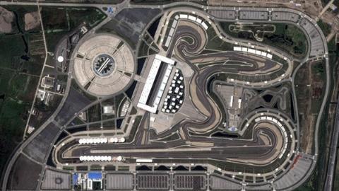 上赛场不光能看F1,新的体育公园还有更多新功能!