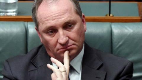 双重国籍风波席卷!澳大利亚副总理居然是新西兰人?