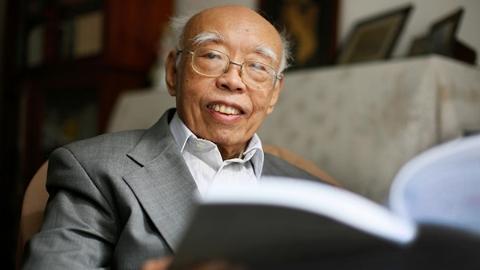 作曲家朱践耳去世,享年95岁,遗体捐赠医学研究
