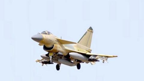 中国新型航空发动机成功首飞 起飞前曾突遇故障