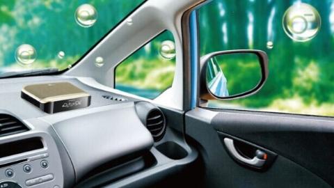 减少车内污染最佳措施:关窗开空调