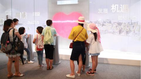 香港回归二十周年的新成就都在这个展览里啦!