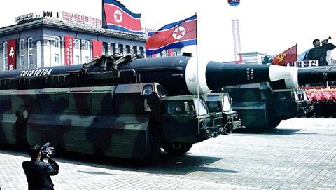 朝鲜导弹袭关岛,威胁还是动手?