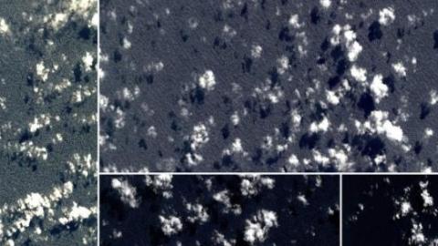 澳媒曝MH370搜寻有重大突破 卫星拍到疑似残骸