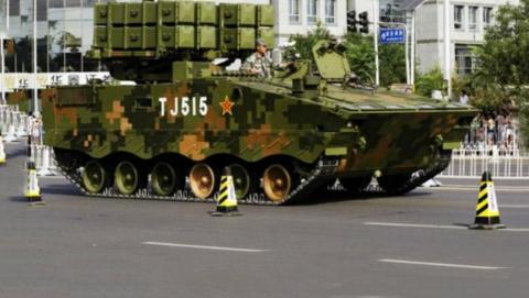 不看不知道,中国的主战坦克已经先进到这个程度了!