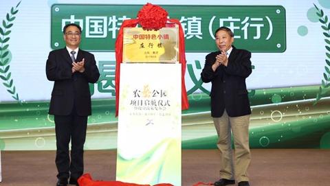 奉贤将打造150个田园综合体,农艺公园小镇项目今揭牌