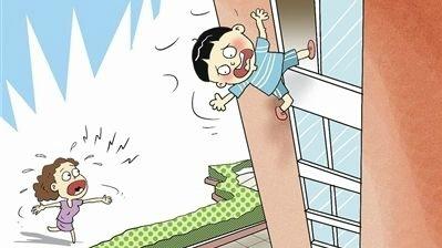又见高空坠落伤!暑期儿童意外伤害需警惕
