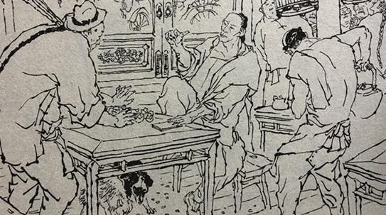 戴敦邦:上海书展的老牌明星