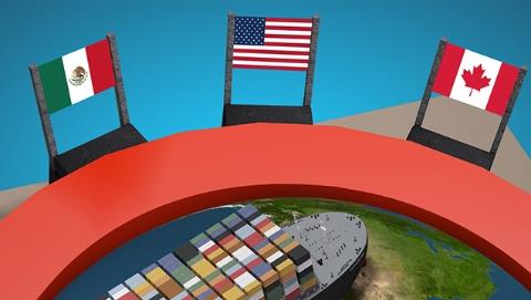 北美自贸协定首轮谈判落幕