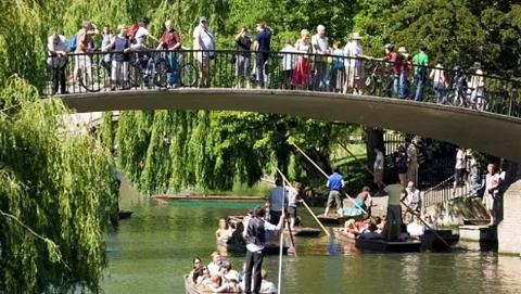 世说新语·欧洲 剑桥人的烦恼:要游客还是要清静