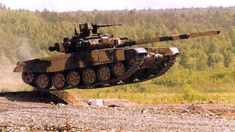俄先进坦克强化越南陆军实力