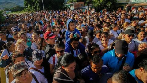 """""""府院相争"""" 委内瑞拉局势向何处去?"""