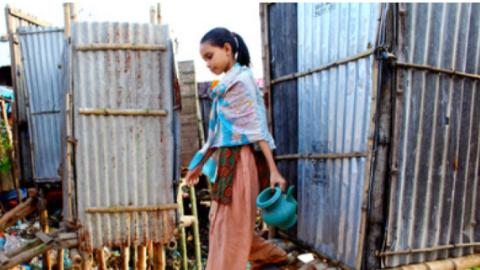 丈夫不愿在家中盖厕所 印度法院批准女子离婚