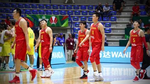 亚洲杯第五,年轻的中国男篮输了么?学费没有白交!