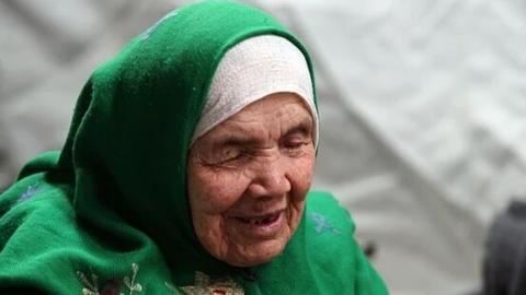 世界最老难民 阿富汗百岁老妪被瑞典拒绝避难