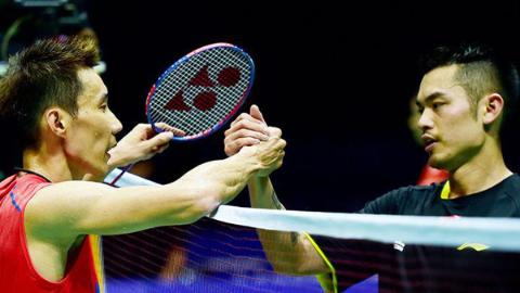 十战羽毛球世锦赛,不老的林丹李宗伟
