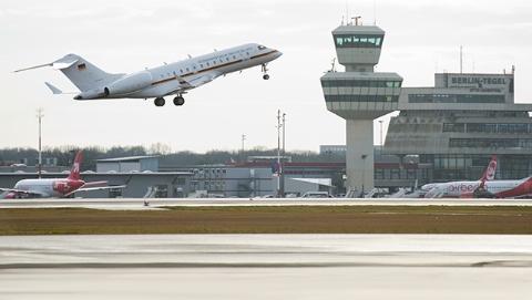 德国机场突发枪响 竟是伊拉克外交官保镖枪支走火