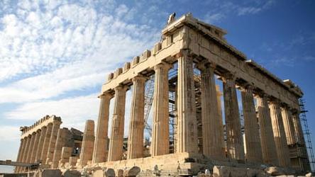 """借""""脱欧""""谈判,希腊欲向英索还雅典卫城文物"""