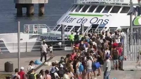 航运公司超售,西班牙数千旅客滞留港口