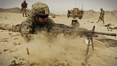 """美国特战部队建设""""误入歧途"""""""