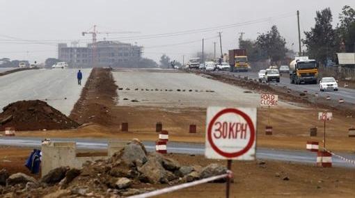 """援建非洲公路:从""""四面楚歌""""到""""一炮打响"""""""