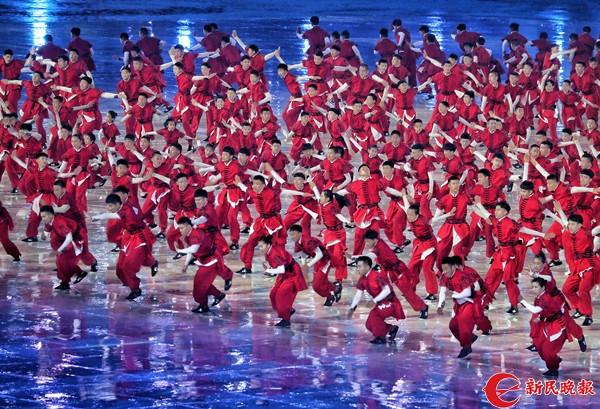 这场全民参与的天津全运会开幕式是怎样炼成的?