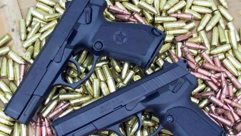 解放军战士用的那些国产枪①丨92式手枪