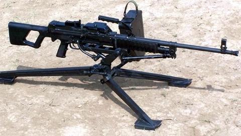 解放军战士用的那些国产枪③丨88式通用机枪