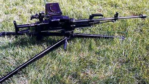 解放军战士用的那些国产枪④丨89式重机枪