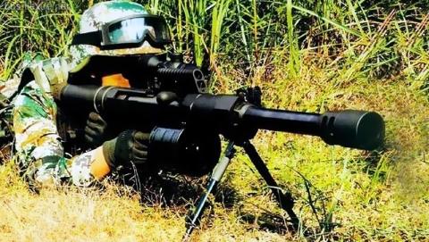 解放军战士用的那些国产枪⑥丨11式榴弹枪