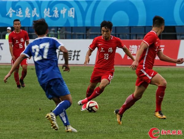 全运会男子足球20岁以下组上海胜江苏-张龙3.jpg