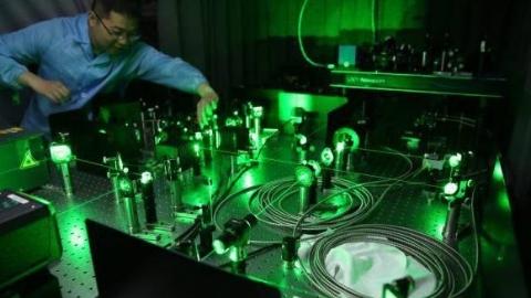 中国科学家再次领跑国际量子通信研究 上海交大完成世界首个海水量子通信实验