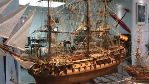 生活在上海 | 梦想绵延半个世纪的西洋船模王
